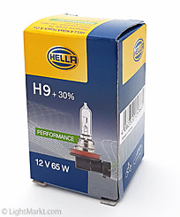 Hella H9 (PGJ19-5) Performance (+30%) 8GH 008 357-151