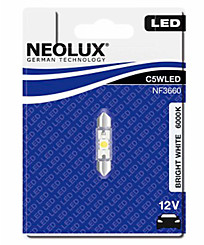 Neolux (SV8.5-8) LED 6000K 36.0 mm NF3660-01В