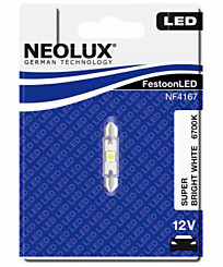 Светодиод Neolux (SV8.5-8) LED 6700K 41.0 mm NF4167-01В