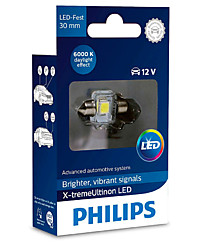 Philips T14 (SV8,5-30/11) LED 6000K (1 шт.) 129416000KX1