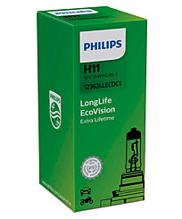 Philips H11 LongLife EcoVision 12362LLECOC1