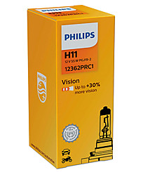 Philips H11 Vision (+30%) 12362PRC1