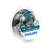 Упаковка Philips H4 X-treme Vision