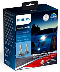 Philips HIR2 X-tremeUltinon LED gen2 HL (+200%) 5800K (2 шт.) 11012XUX2