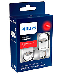 Philips W21W (W3x16d) X-tremeUltinon LED Red gen2 (2 шт.) 11065XURX2