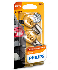 Philips P21/5W Vision (BAY15d) (2 шт.) 12499B2