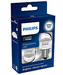 Philips X-tremeUltinon gen 2 LED P21W (BA15s) белый (2 шт.) 11498XUWX2